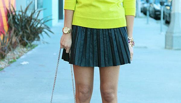 outfits 2013 con faldas cortas 4littledots