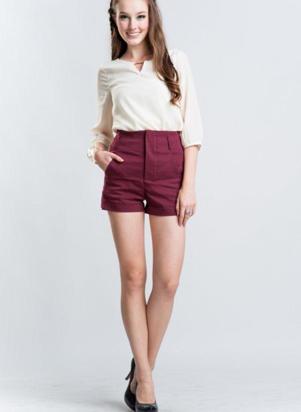 short-cintura