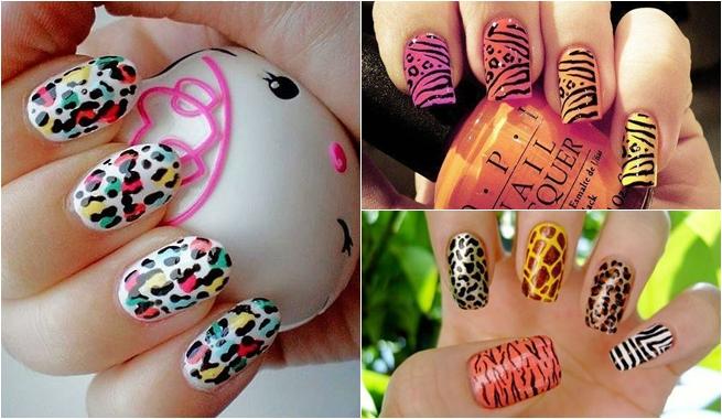 Ultimas tendencias de diseños de uñas acrilicas.