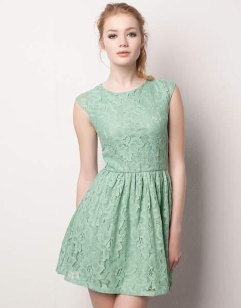 Resultado de imagen para vestidos con encaje